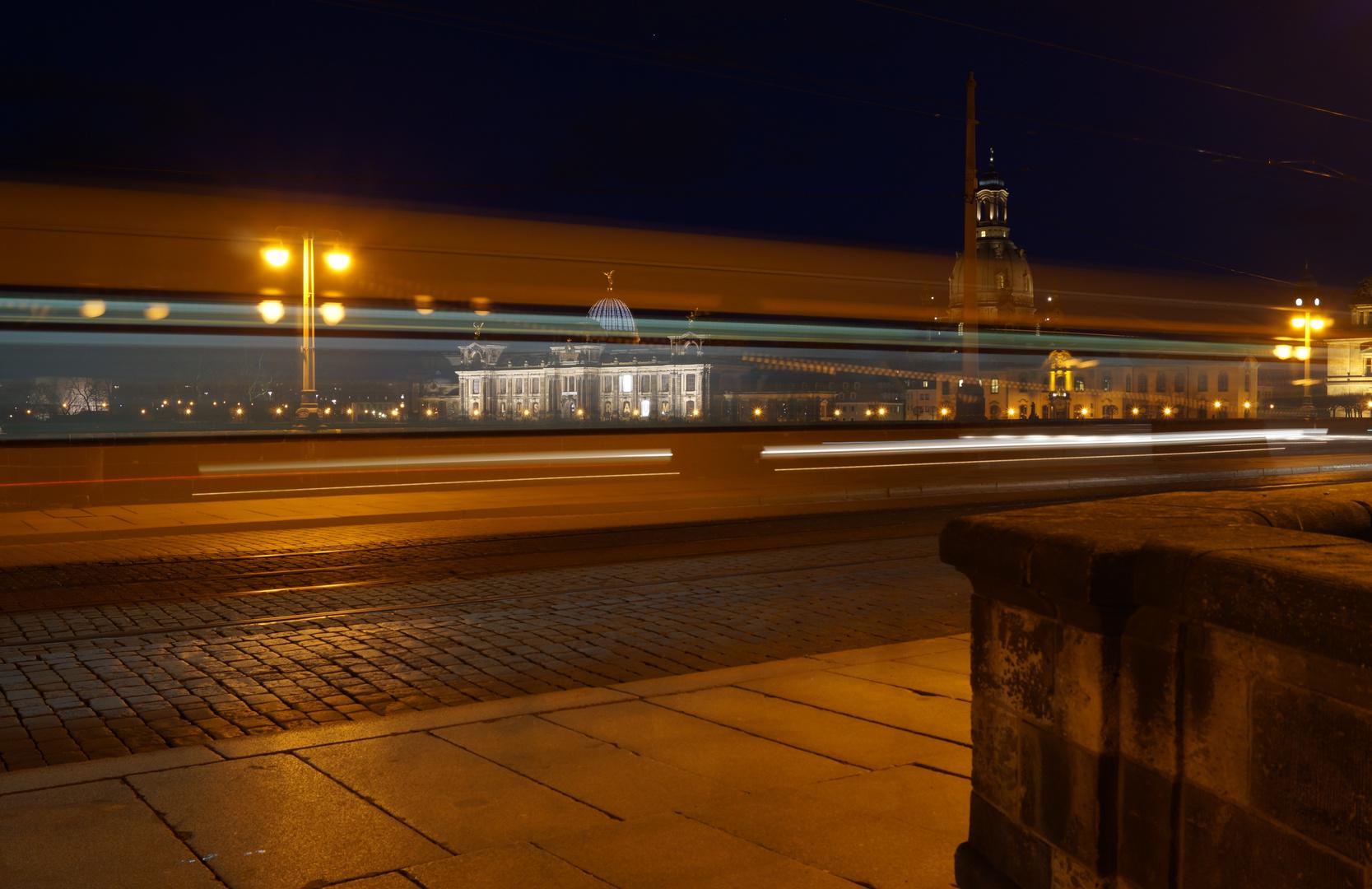 Dresden bei Nacht 1.