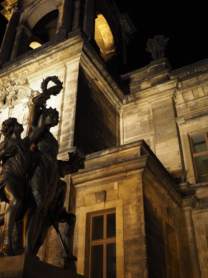 Dresden bei Nacht 2