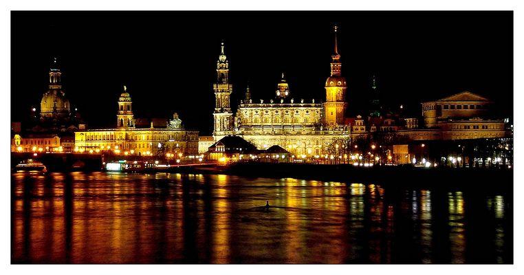 ^^Dresden bei Nacht^^