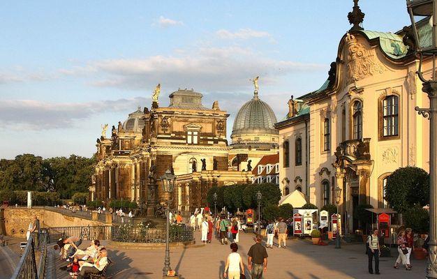 Dresden-Brühlsche Terasse
