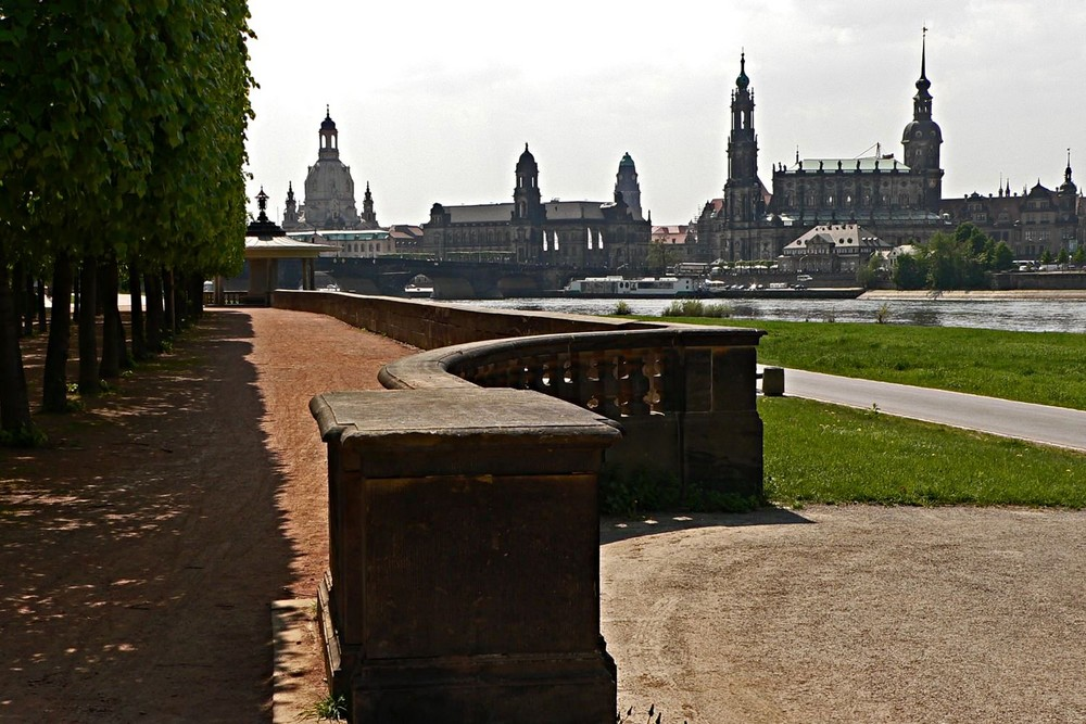 """...Dresden """"Canaletto Blick"""""""