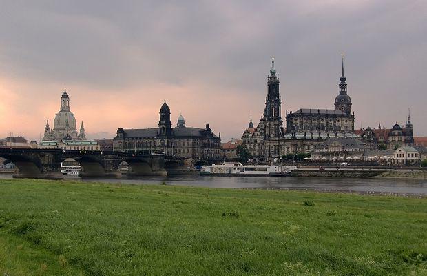 Dresden Canalettoblick
