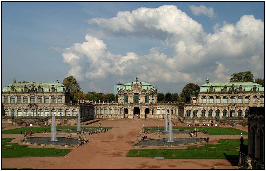 Dresden - Der Zwinger