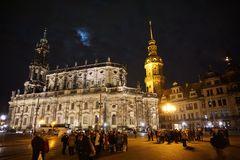 Dresden - Dezemberabend