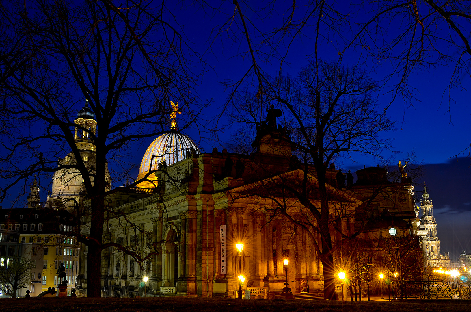 Dresden..