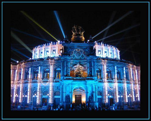Dresden ertrahlt im alten Glanz IV