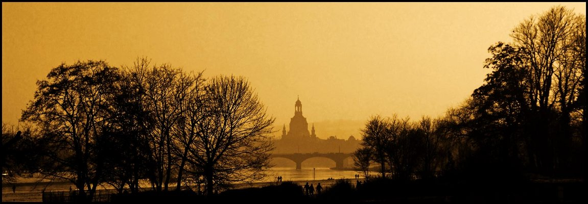 Dresden, every day a nice view