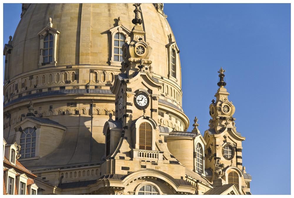 Dresden, Frauenkirche - 2