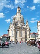 Dresden - Frauenkirche -