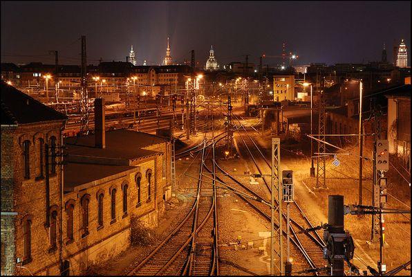Dresden Friedrichstadt