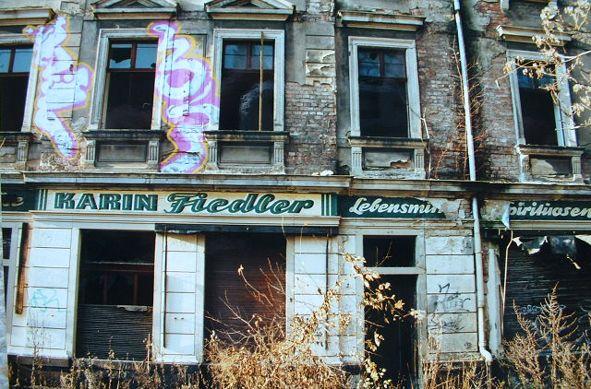 Dresden gelebt
