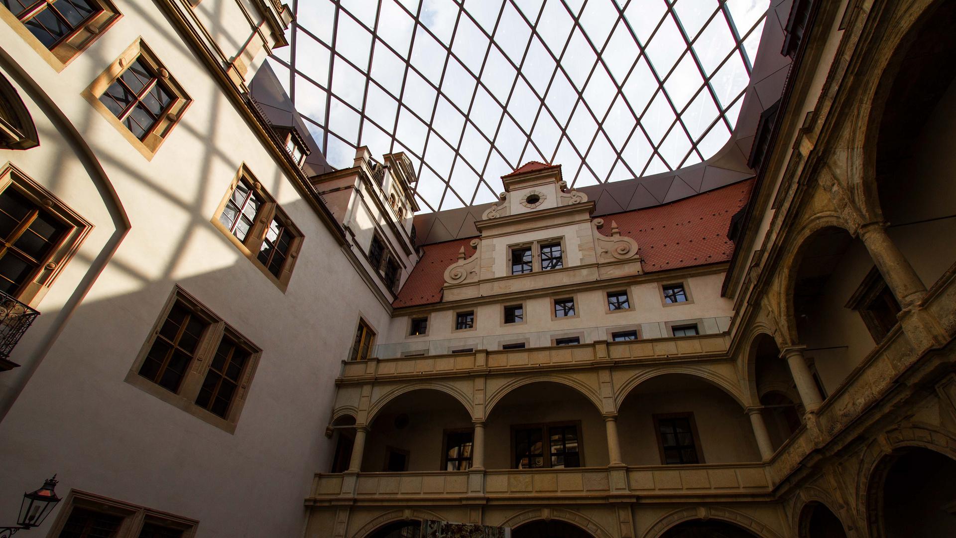 Dresden, Grünes Gewölbe