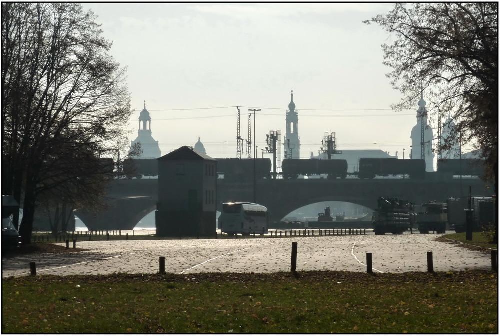 Dresden im Gegenlicht 3