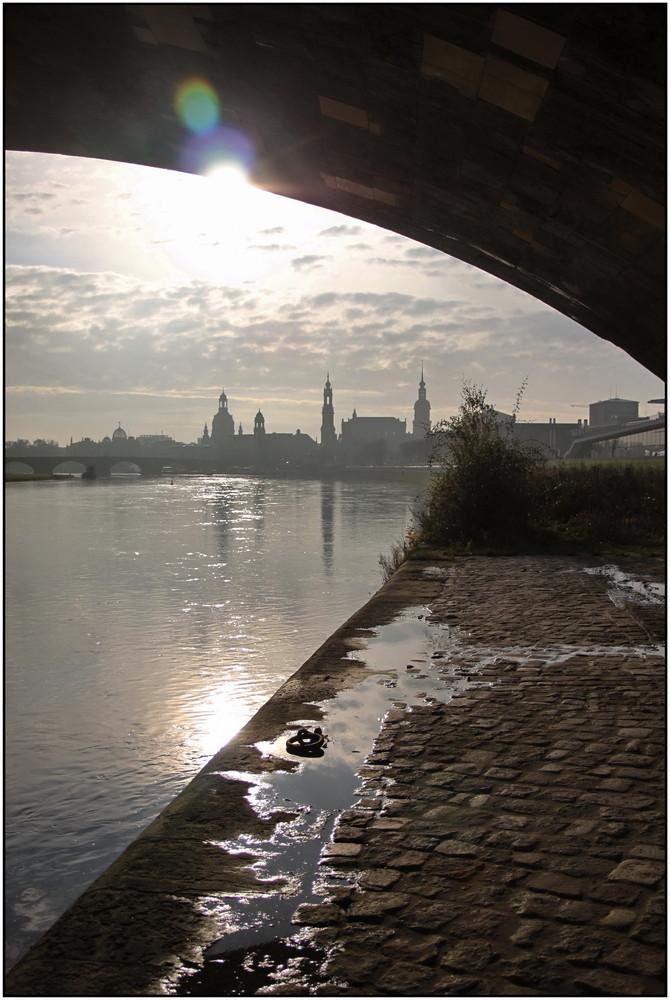Dresden im Gegenlicht 4