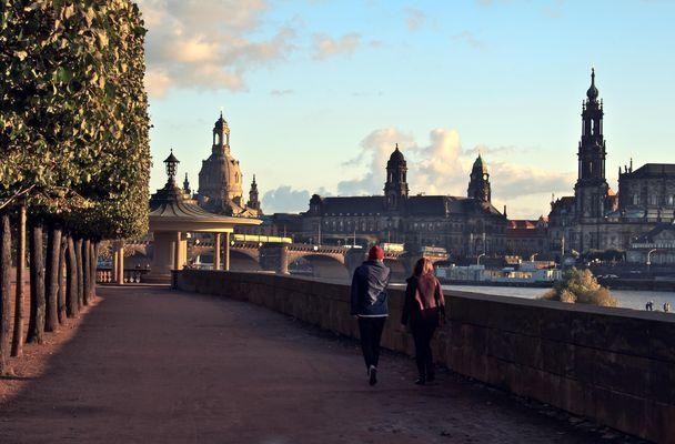 Dresden im Herbst II