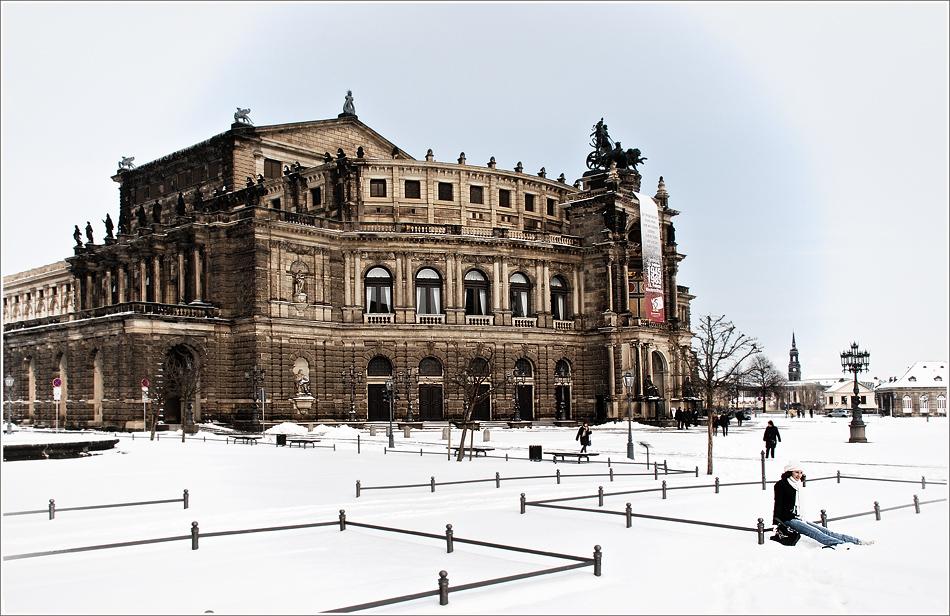 - Dresden im März 2010 -