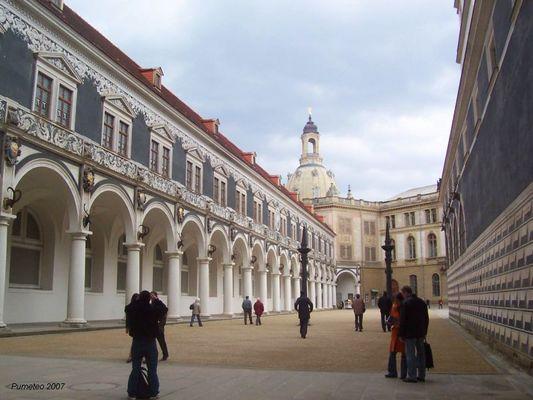 Dresden im Vorfrühling