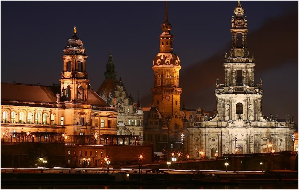 Dresden im Zoom