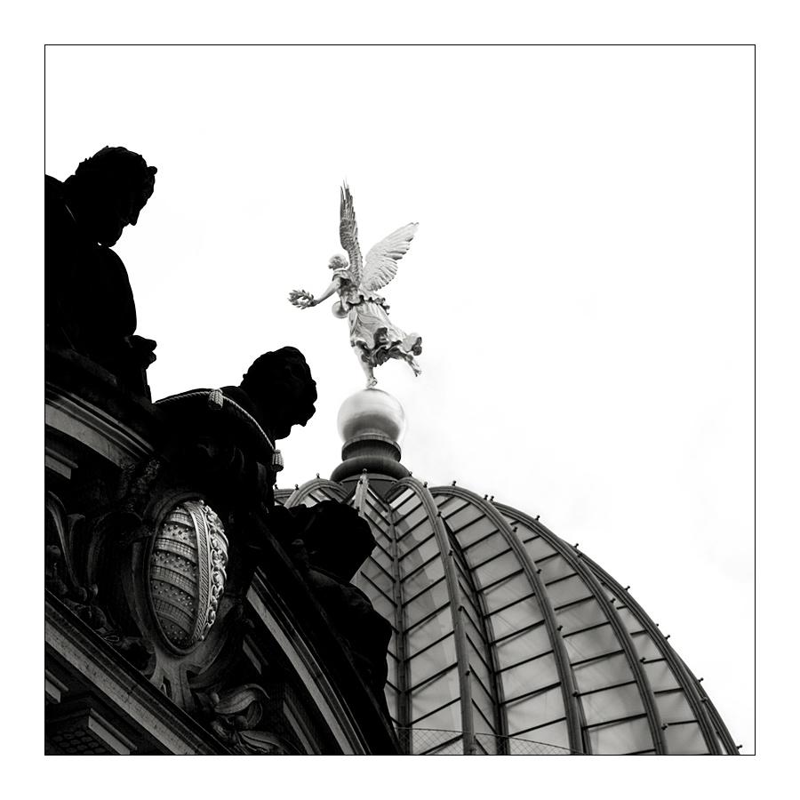 Dresden Impressionen No°4 Engelsgleich