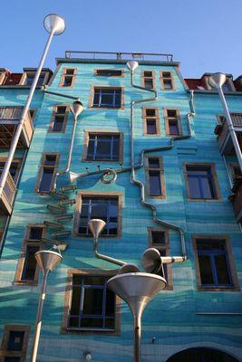 Dresden in Blau...