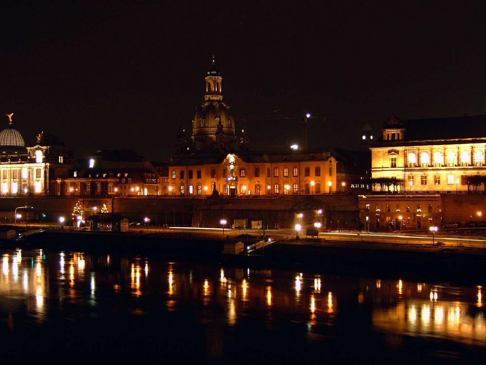 Dresden in der Weihnachtszeit