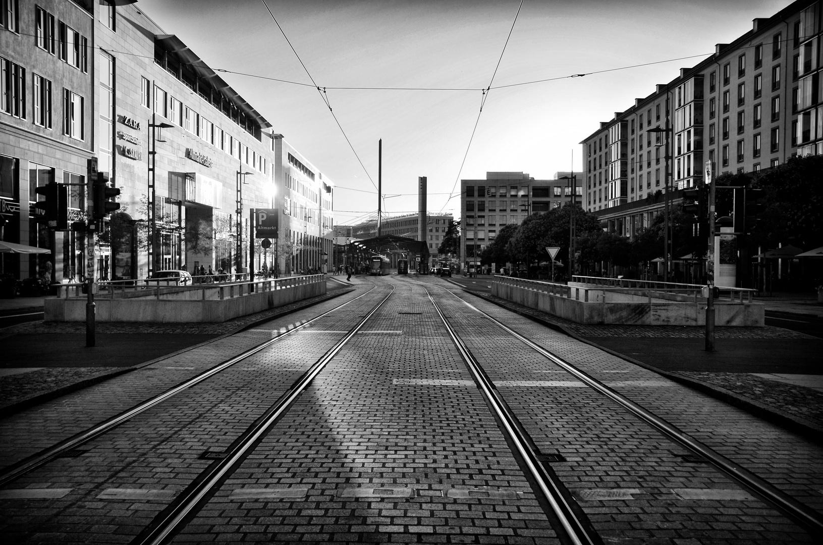 ...Dresden Innenstadt...