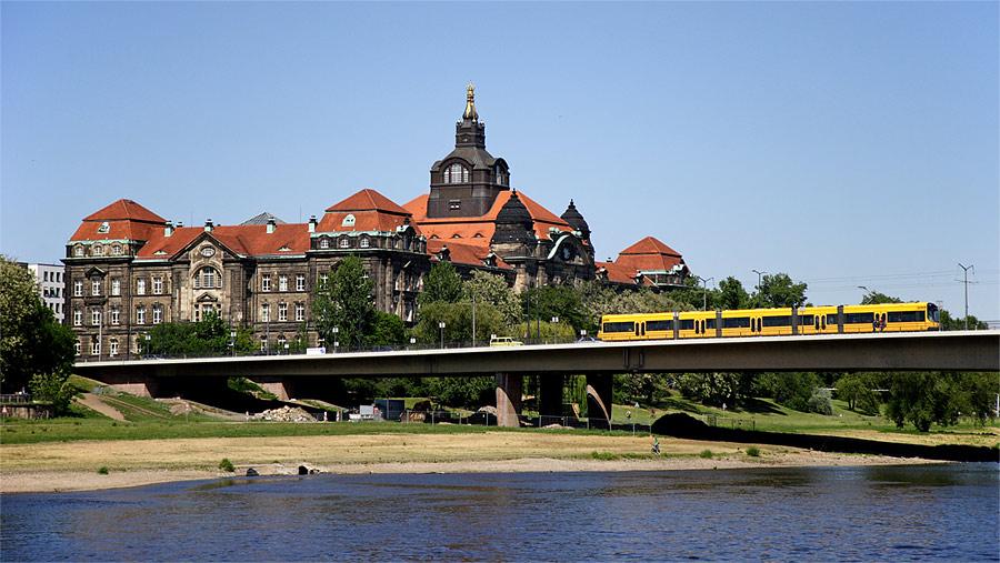 Dresden - Königliches Ministerium des Innern