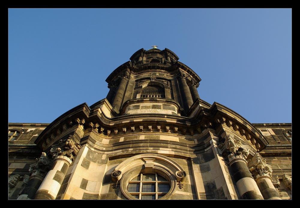 Dresden - Kreuzkirche