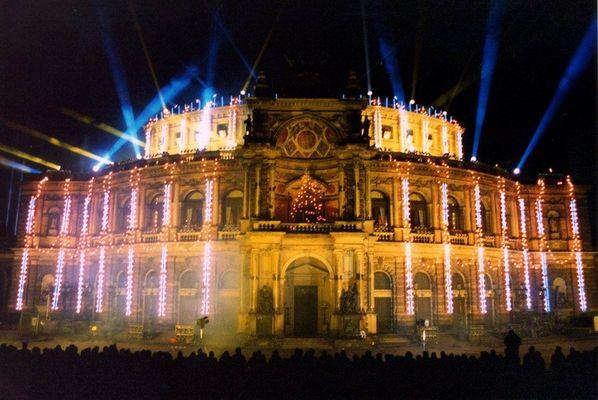 Dresden leuchtet wieder