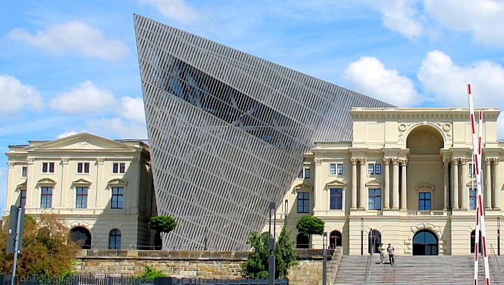 Dresden: Militärhistorisches Museum der Bundeswehr
