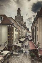 Dresden Münzgasse