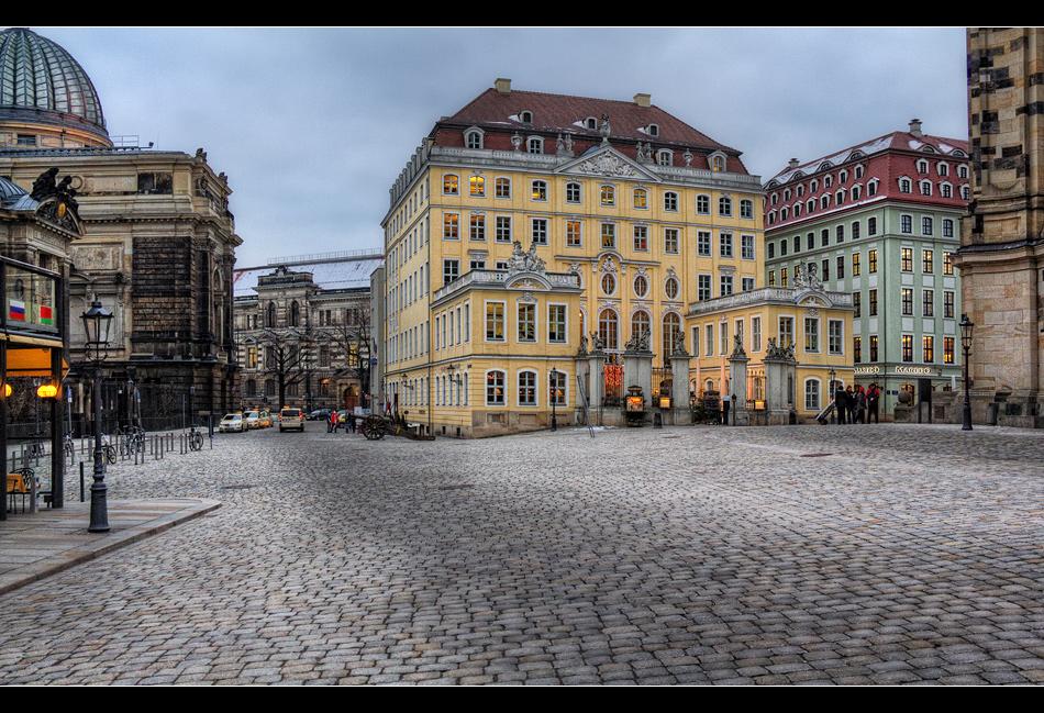 Dresden Neumarkt 2