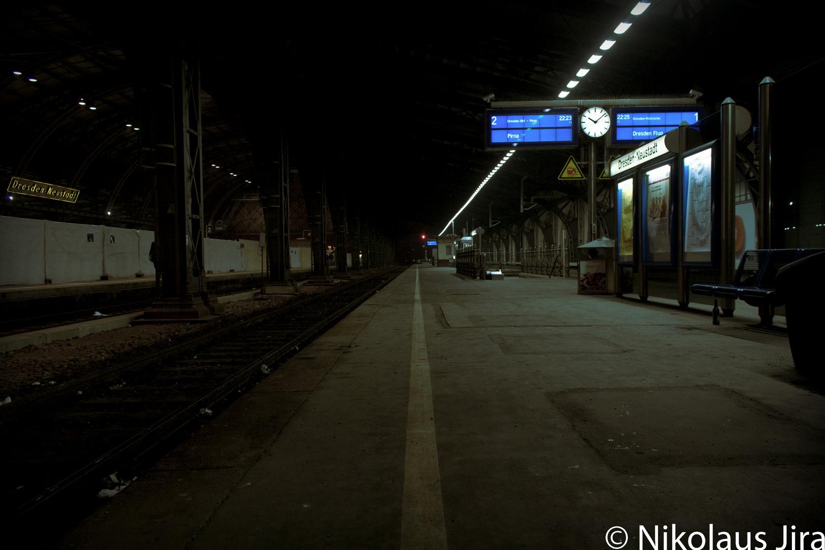 Dresden Neustadt Bahnhof