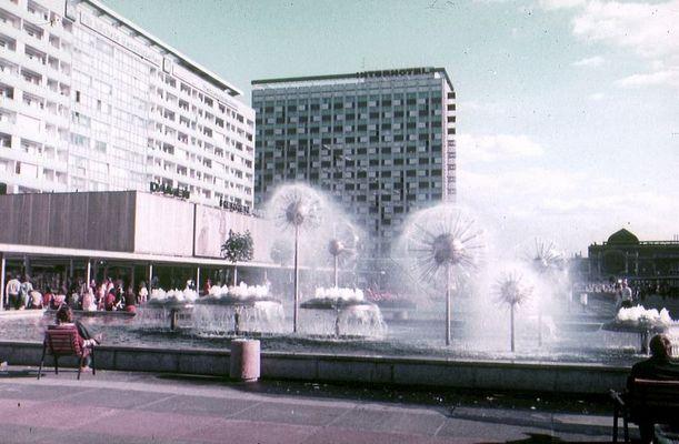 Dresden Prager Strasse 1980 (2)