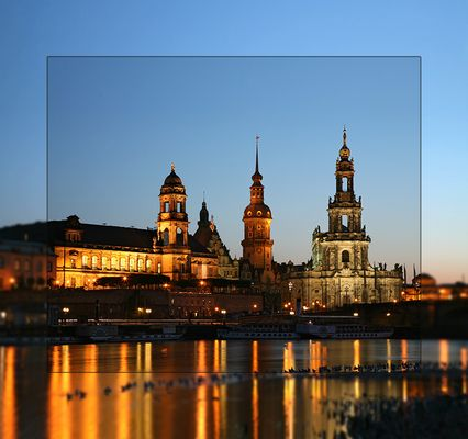 Dresden - Schloßkirche