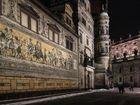 Dresden Schlosstrasse - Fürstenzug