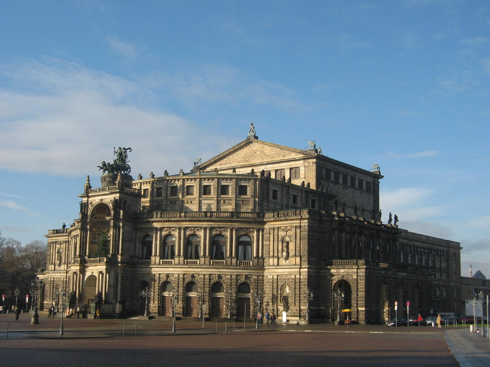 Dresden Semperoper 2008 12