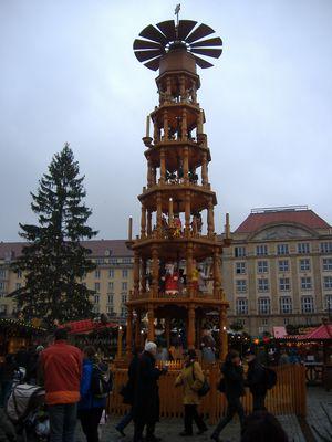 Dresden -Striezelmarkt