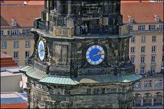 Dresden upstairs...