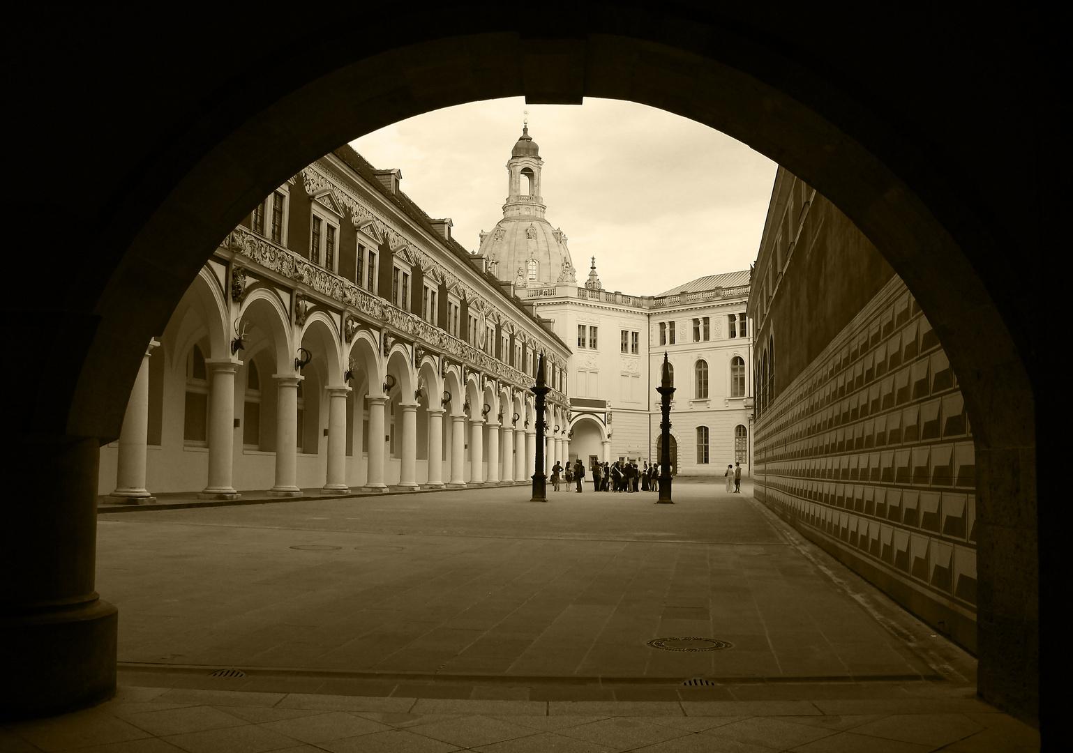 Dresden von seiner schönen Seite