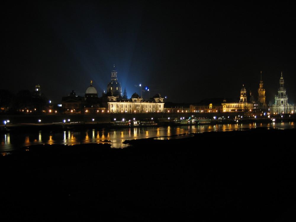 Dresden zur Weihe der Frauenkirche Oktober 2005
