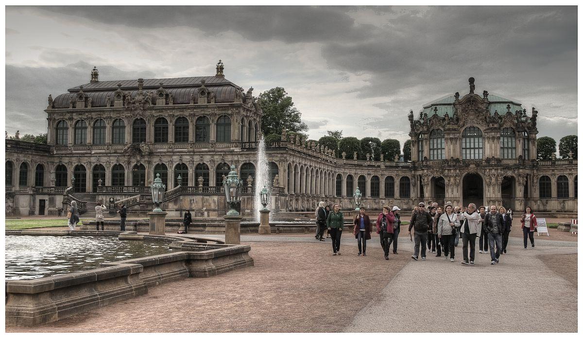Dresden - Zwinger 2