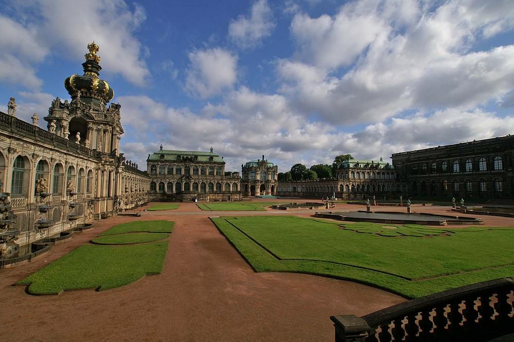 Dresden; Zwinger