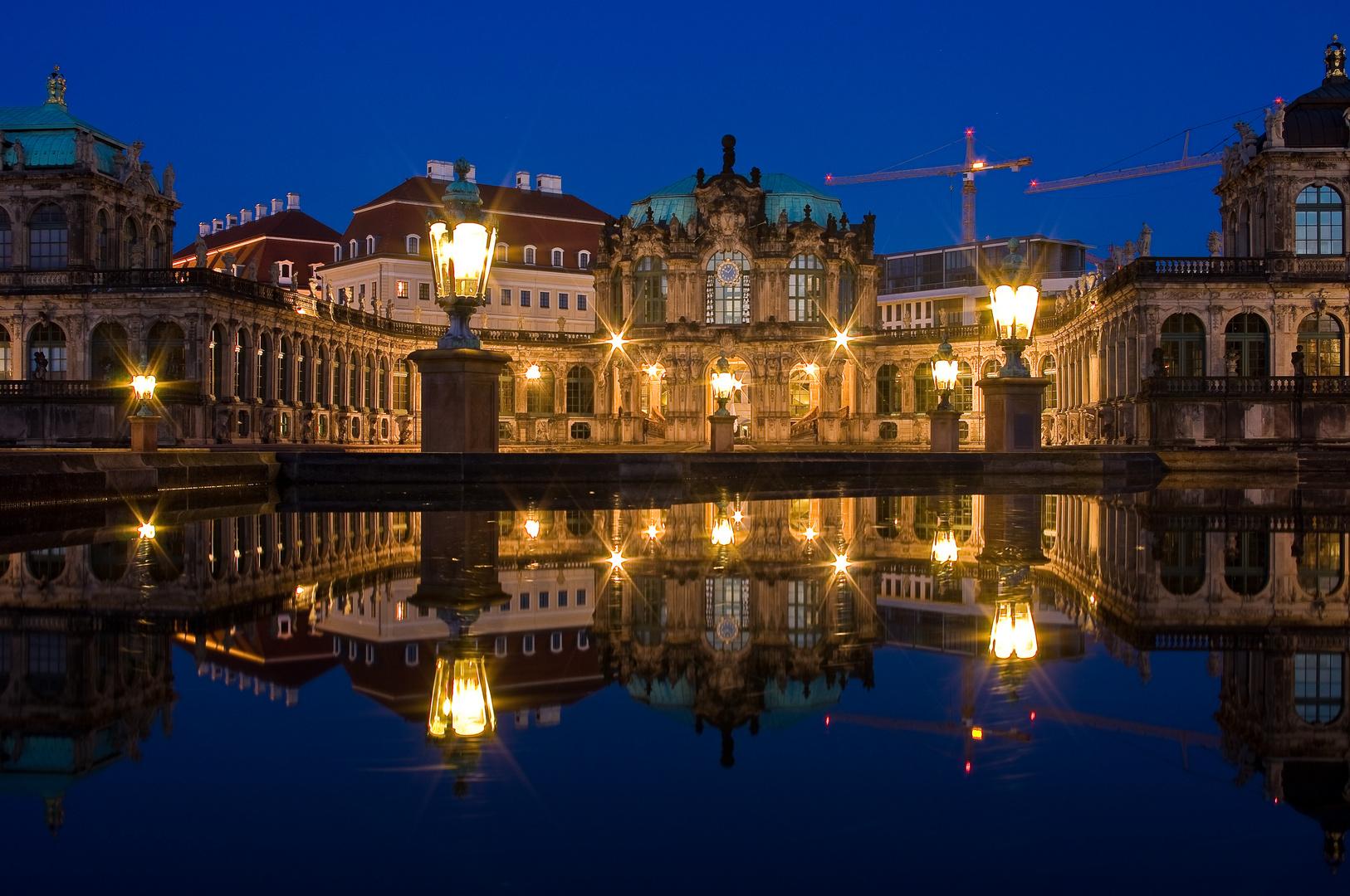 Dresden Zwinger II