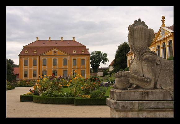 Dresdener Momente: Barockgarten Großsedlitz