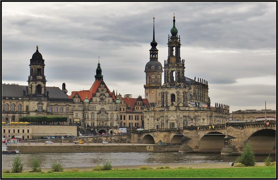 Dresdens schwärzester Tag