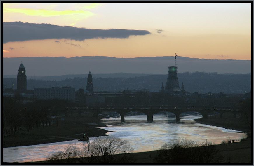 Dresdens Türme