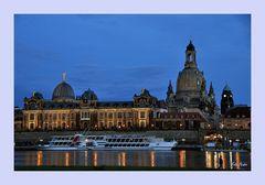 Dresdner Abendspaziergänge