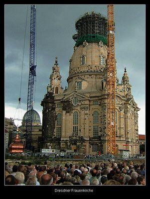 Dresdner Frauenkirche 2004