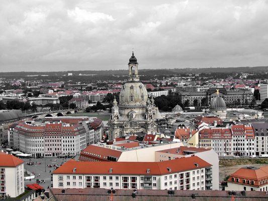 Dresdner Impression.